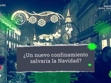 ¿Salvaría la Navidad un nuevo confinamiento en España?