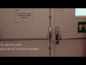 Imágenes del Hospital Infanta Sofía