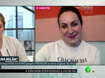 Ana Milán en Liarla Pardo