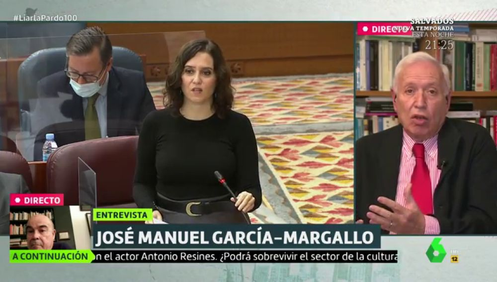 García-Margallo en Liarla Pardo