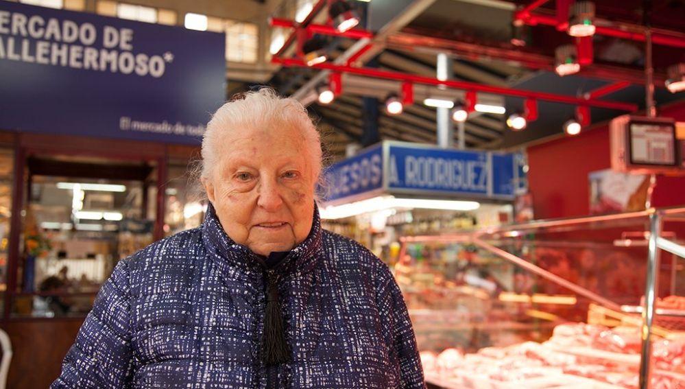 Paquita Martín ha fallecido a los 95 años