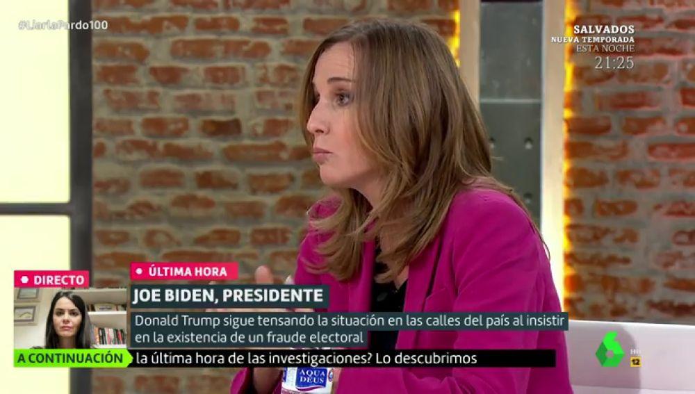 """Tania Sánchez: """"El hospital de pandemias de Ayuso es como el muro de Trump"""""""