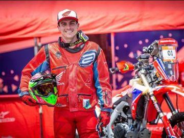 Tunico Maciel, campeón del Rally Cross-Country