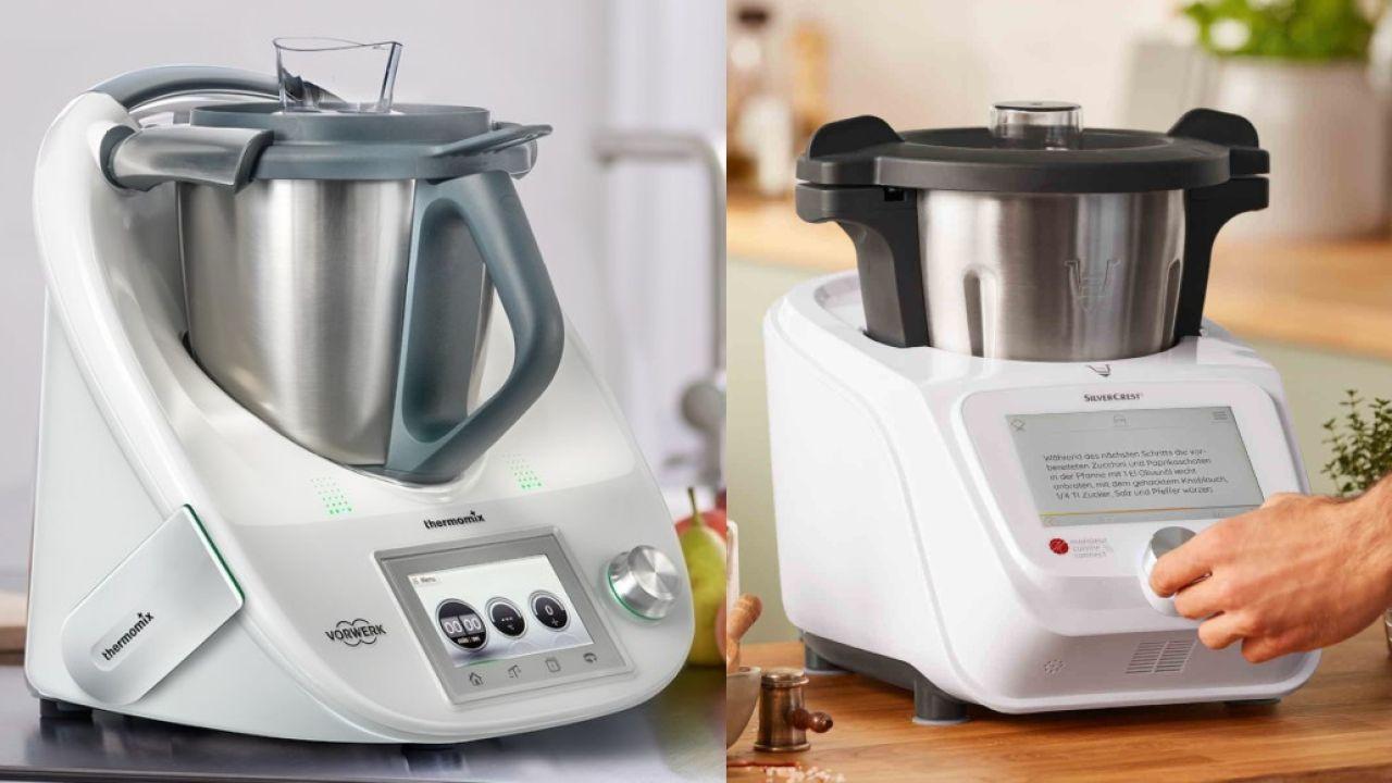 Lidl, condenada a retirar todos sus robots de cocina 'Monsieur Cuisine' por copiar a 'Thermomix'
