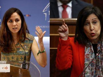 Ione Belarra y Margarita Robles