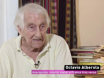 """Octavio Alberola explica por que intentó asesinar a Franco en tres ocasiones: """"Es el único al que nos autorizábamos quitarle la vida"""""""