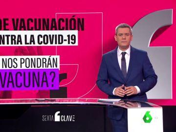 Rodrigo Blázquez en laSexta Clave