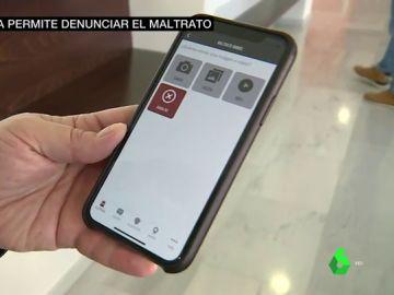 Imagen de la app 'Alertacops'