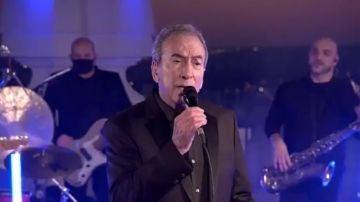 José Luis Perales actúa en los Latin Grammy 2020