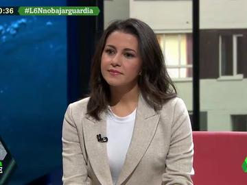 """Inés Arrimadas: """"Si mañana se tuvieran que votar los Presupuestos, Ciudadanos votaría que no"""""""