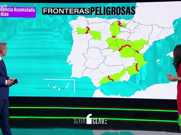 Estas son las fronteras 'más peligrosas' de España por la pandemia: del caso de Ourense-Zamora al de Málaga-Granada
