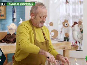 Karlos Arguiñano nos enseña a hacer flan casero en cuatro minutos