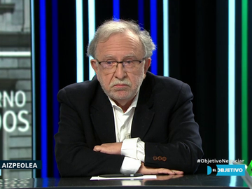 """Luis R. Aizpeolea: """"Bildu no es ETA, en sus estatutos condena la violencia y el terrorismo"""""""