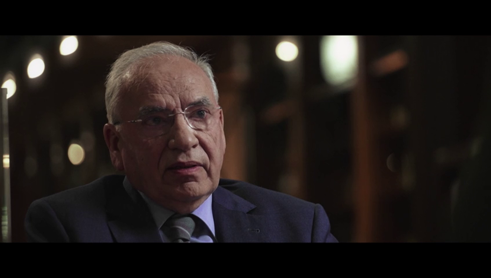 La reflexión de Alfonso Guerra en Salvados