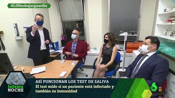 Así funcionan los test de saliva, las pruebas que cambiarán la lucha contra el coronavirus