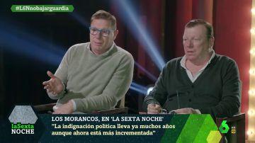 """Jorge Cadaval, de 'Los Morancos': """"A mi hermano siempre lo ponen de facha, pero nosotros no tenemos color político"""""""