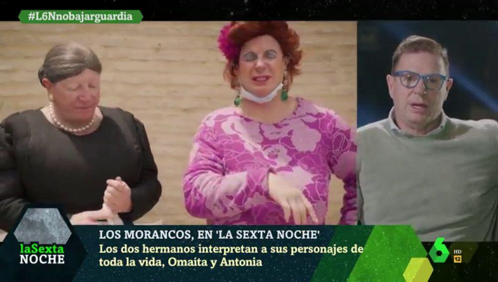 """Así fueron los divertidos inicios de 'Los Morancos' hace más de 40 años: """"La esencia no ha cambiado"""""""