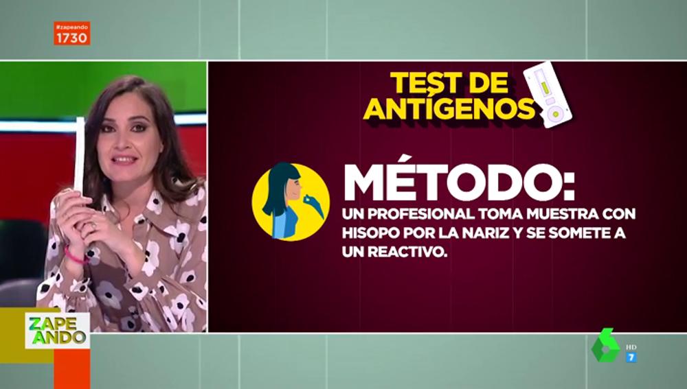 Cuidado con los test rápidos de antígenos: el peligro de creerte negativo cuando puedes ser asintomático