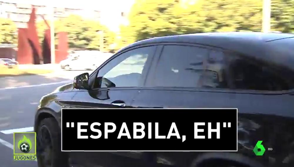 """Leo Messi, increpado tras el entrenamiento: """"¡Espabila!"""""""
