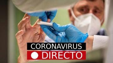 Madrid y España | Coronavirus, última hora de las restricciones, vacuna y confinamiento, en directo