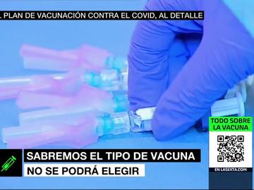 Así será la vacunación contra el COVID en España: ¿se vacunará a las personas con anticuerpos? ¿sabremos cuál se nos inoculará?