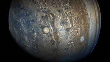 Júpiter y Saturno parecerán un planeta doble en diciembre: espectacular conjunción que no ocurría desde la Edad Media