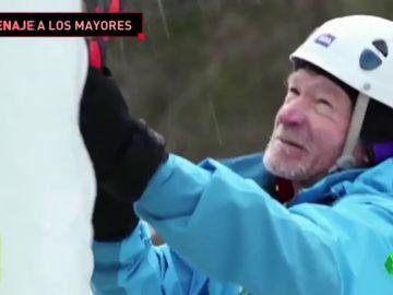 alpinista 81 años