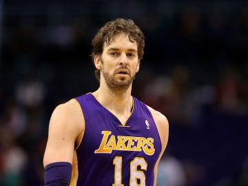 El guiño de Pau Gasol para volver a los Angeles Lakers de la NBA junto a su hermano Marc