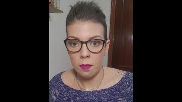 Patricia Rus, la joven con cáncer de mama