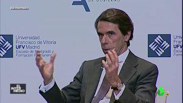 Vídeo manipulado: José María Aznar