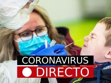 Plan de vacunación COVID-19 en España | Última hora del coronavirus, restricciones en Madrid y confinamiento, en directo