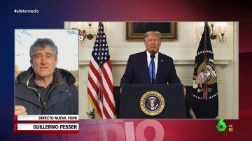 ¿Ivanka, próxima candidata a presidenta de EEUU? El análisis de Fesser sobre la salida de Trump