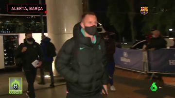 El protocolo anti-Covid del Barça en Ucrania: sólo 30 horas por miedo a los contagios