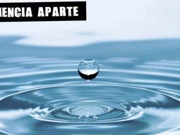 Gota de agua (Archivo)
