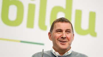 Arnaldo Otegi, coordinador general de EH Bildu.