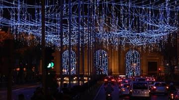 ¿Cuándo se encenderán las luces navideñas en Madrid?