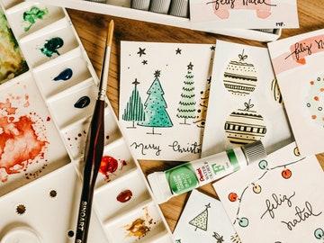 Estas son las postales de Navidad más originales para regalar