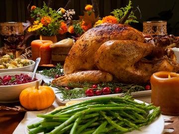 ¿Por qué se come pavo en Acción de Gracias?
