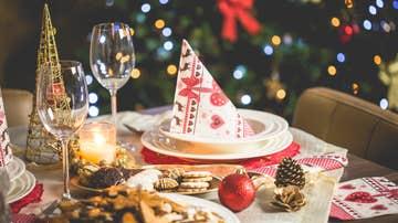Comida de Navidad (Archivo)