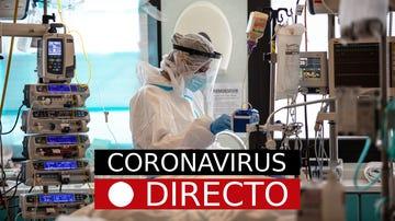 Madrid y España | Coronavirus y restricciones: noticias de última hora del confinamiento y la vacuna, en directo