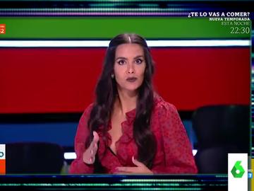 La pista de Cristina Pedroche en pleno directo de Zapeando sobre 'Mask Singer'
