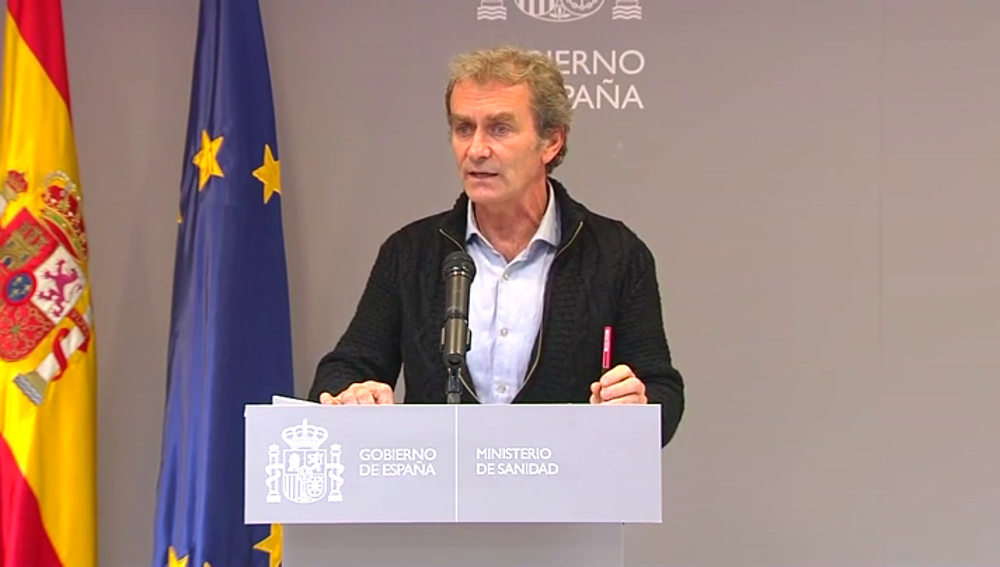 """Fernando Simón: """"Yo voy a celebrar Navidad. Es cuestión de hacerlo bien"""""""