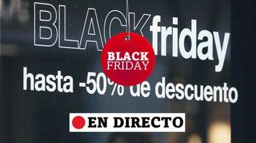 Llega el Black Friday de Amazon, ofertas para todo el mundo, en directo