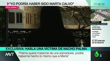 """Habla una de las víctimas de Jorge Ignacio Palma: """""""