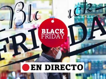 Black Friday 2020, en directo | Ofertas irrepetibles en El Corte Inglés, Amazon y Zara