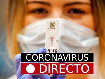 Madrid y España | Coronavirus hoy: restricciones, cierre perimetral y confinamiento, en directo