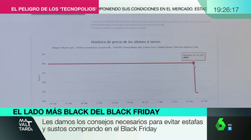 Una app para verificar precios y otras consejos que debes tener en cuenta en Black Friday
