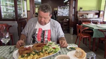 El vídeo de Alberto Chicote alucinando con el tamaño del cachopo de La Habana, el cuarto más visto en Youtube en 2020