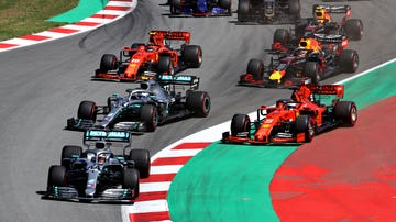 La Fórmula 1 en el GP de Montmeló