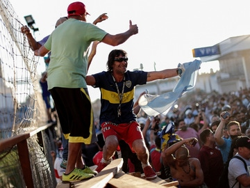 Fans de Maradona